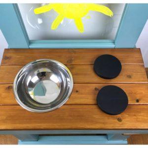 Worktop 1 bowl 2 hob